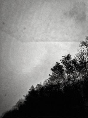 Arkansas Drawing - Arkansas Trees by H James Hoff