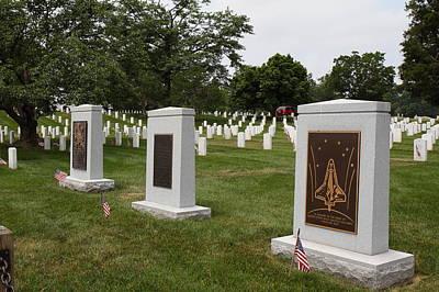 Arlington National Cemetery - 01138 Art Print