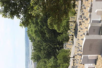 Arlington National Cemetery - 121227 Art Print