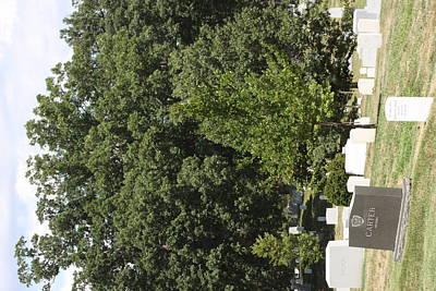 Arlington National Cemetery - 121238 Art Print by DC Photographer