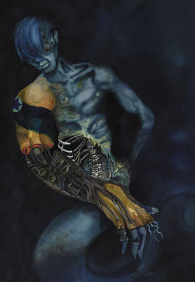 Painting - Arm by Michele Engling