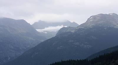 Photograph - Armchair Glacier - Whistler by Amanda Holmes Tzafrir