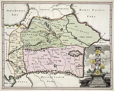 Armenia Art Print by British Library