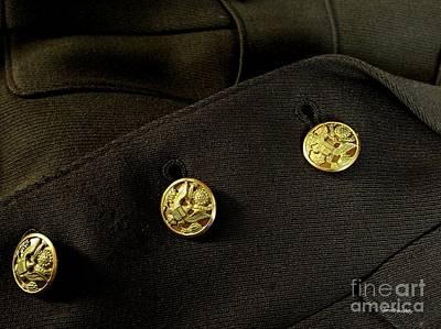 Photograph - Army Brass by   Joe Beasley