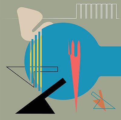 Digital Art - Arne J'y by Stan Magnan