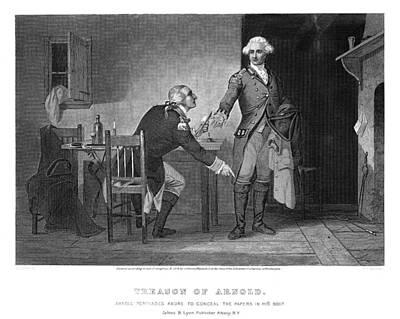 Arnold & Andre, 1780 Art Print