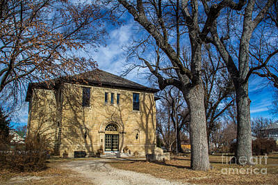 Photograph - Arnold School by Jim McCain