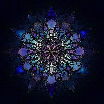Digital Art - Aroniya by T T