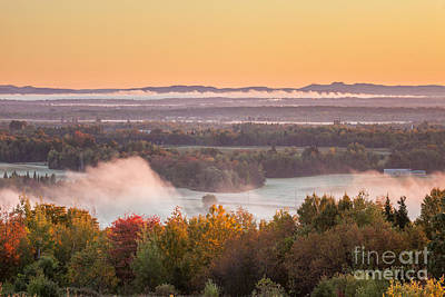 Photograph - Aroostook Autumn by Susan Cole Kelly
