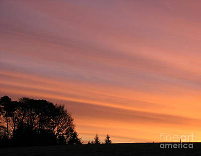 Photograph - Arora Sunrise 2 by Joseph Doyle