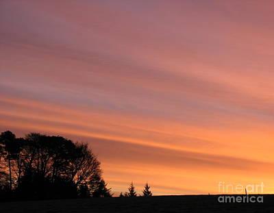 Photograph - Arora Sunrise 2 by Joseph Doyle