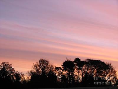 Photograph - Arora Sunrise 3 by Joseph Doyle