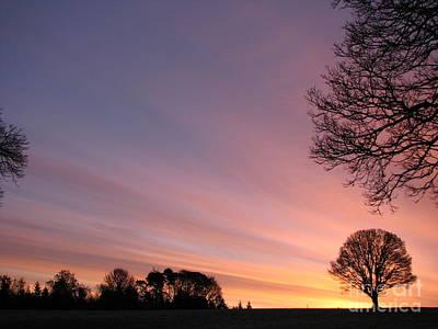 Photograph - Arora Sunrise 4 by Joseph Doyle