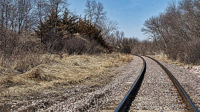 Photograph - Around The Bend by Don Durfee