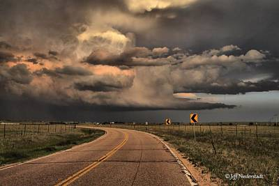 Photograph - Around The Bend by Jeff Niederstadt