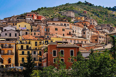 Photograph - Arpino City by Dany Lison