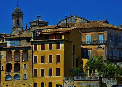 Photograph - Arpino by Dany Lison
