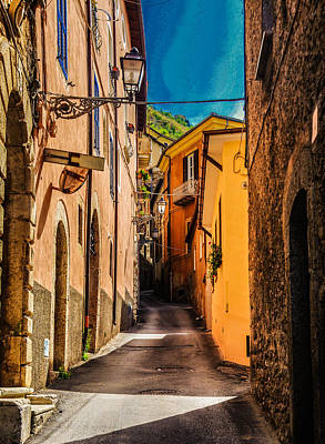 Photograph - Arpino Street by Dany Lison