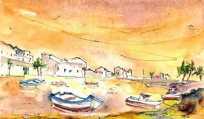 Painting - Arrecife In Lanzarote 08 by Miki De Goodaboom