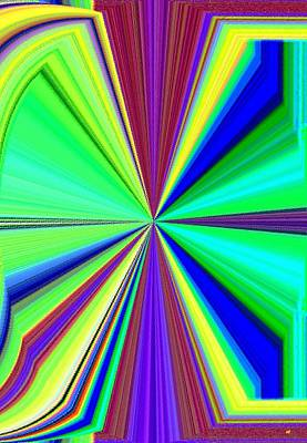 Abstract Creations Digital Art - Arresting Abstract by Will Borden