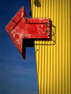 Photograph - Arrow by Bud Simpson