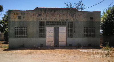 Photograph - Arrow Creamery by Gregory Dyer