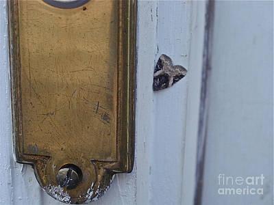 Arrowhead Doorbell Moth Art Print