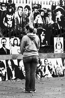 Photograph - Art Choices by John Rizzuto