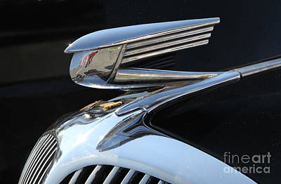 Photograph - Art Deco Auto by Kevin McCarthy