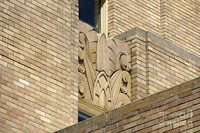 Photograph - Art Deco Design Bellingham by John  Mitchell
