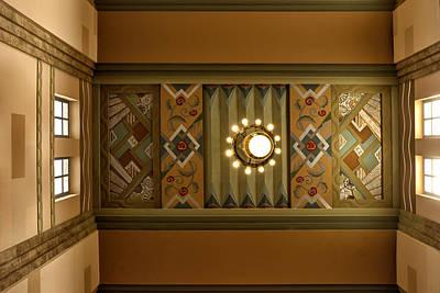 Photograph - Art Deco East Anteroom by Nikolyn McDonald
