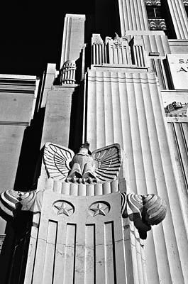 Art Deco Art Print by Larry Butterworth