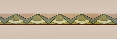 Brown Tones Photograph - Art Deco Trim #2 by Nikolyn McDonald
