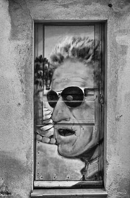 Faces And Places Photograph - Art Door by Georgia Fowler