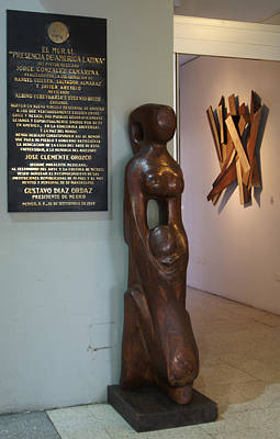 Photograph - Art In Wood by Thomas D McManus