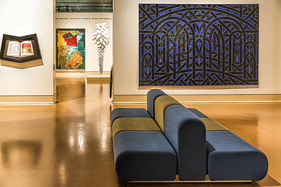 Photograph - Art Museum by Maria Coulson