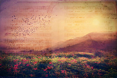 Photograph - Art... Music To The Soul by Gray  Artus