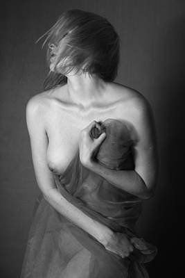 Art Nude Photography No.5 Art Print by Falko Follert