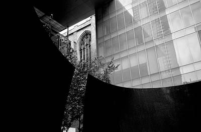 Photograph - Art Religion And Architecture by Cornelis Verwaal