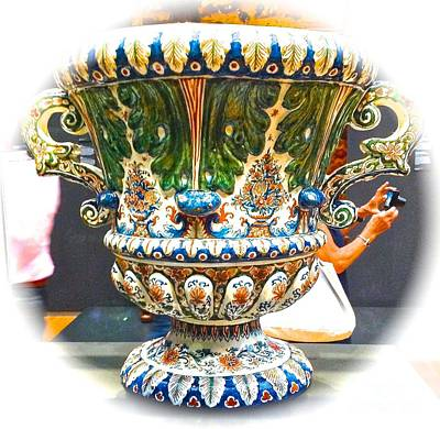 Photograph - Art Vase by John Potts