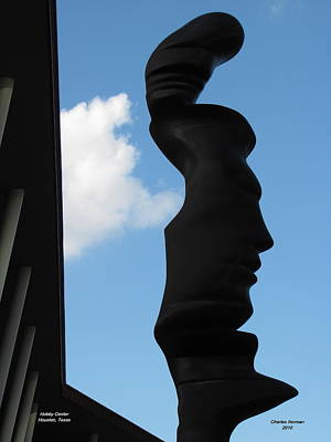 Artface Sculpture Original by Charles Norman