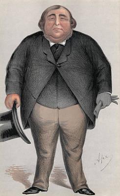 Caricature Painting - Arthur Orton (1834-1898) by Granger
