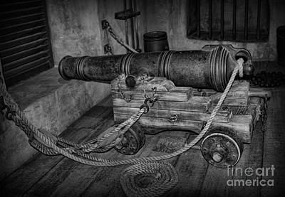 Photograph - Artillery At The Ready by Lee Dos Santos