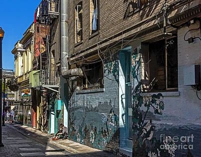 Photograph - Artistic Alley by Kate Brown