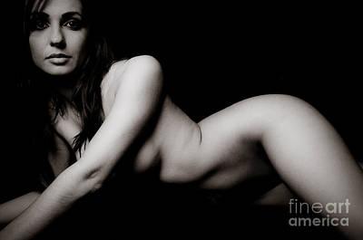 Artistic Nude Art Print