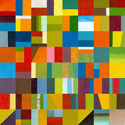 Artprize 2012 Art Print by Michelle Calkins