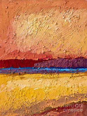 Painting - Artscape by Lutz Baar