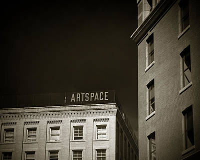 Winnipeg Photograph - Artspace by Bryan Scott