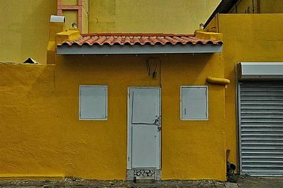 Door Photograph - Aruba Door by Steven Richman