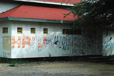 Photograph - Aruba Graffiti by Steven Richman